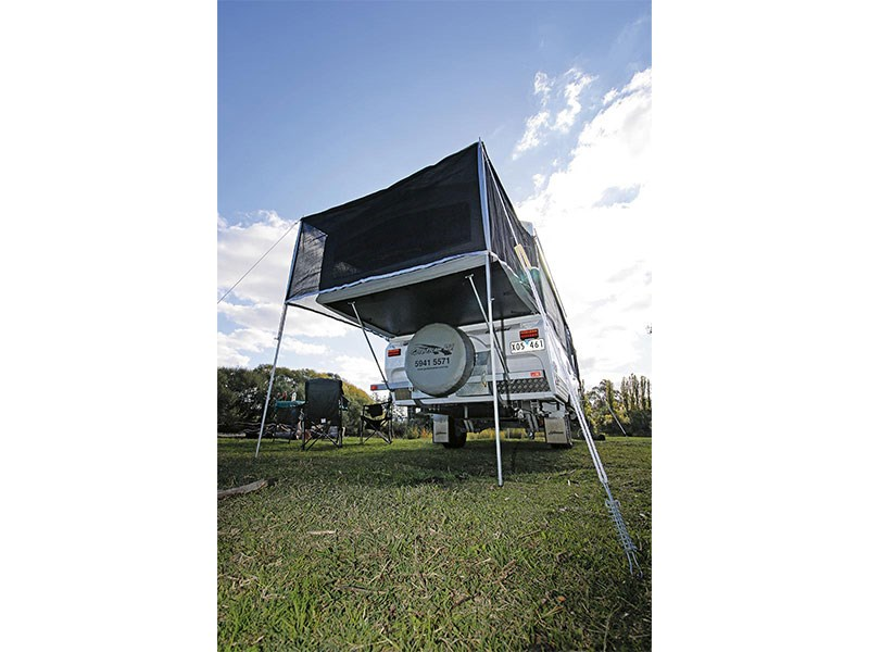 Goldstream RV Wing 3 Off-Road