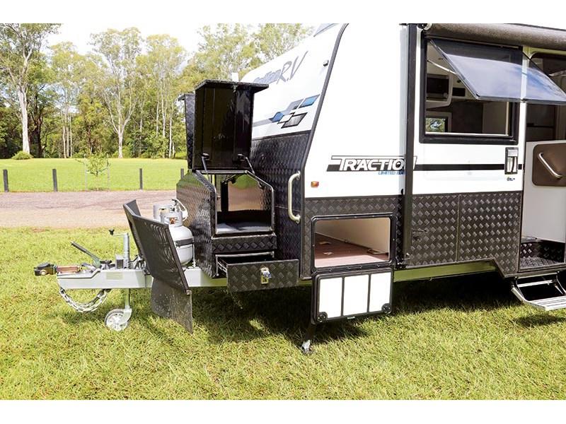 New Option Rv Traction Le Caravans For Sale