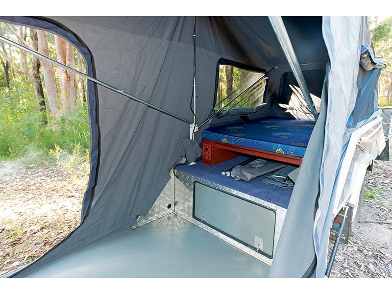 Ivan Camper Trailers Adventurer