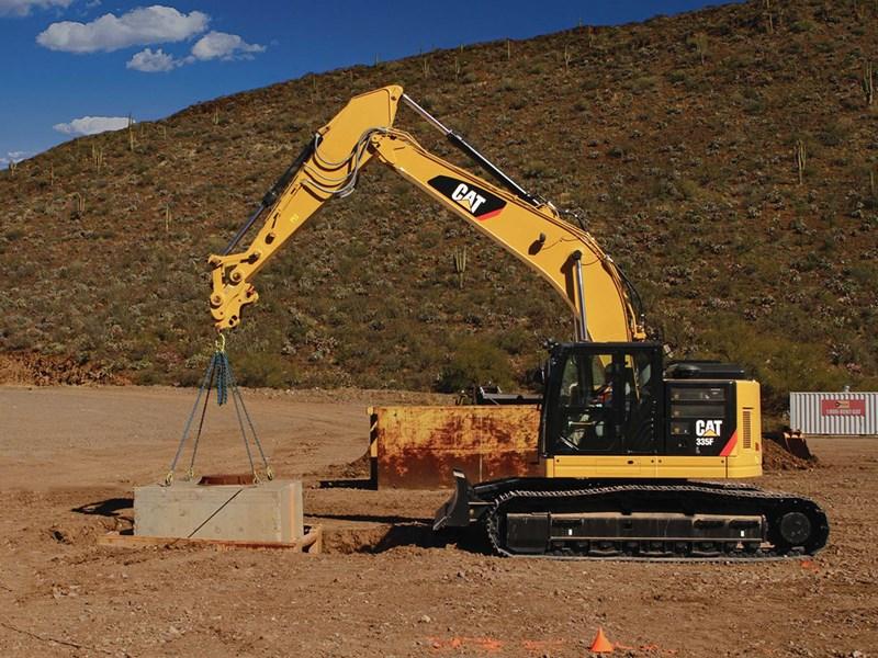 New CATERPILLAR 335F L Excavators for sale
