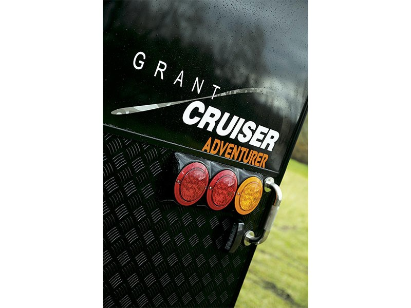 Essential Grant Cruiser 20ft Adventurer Series II