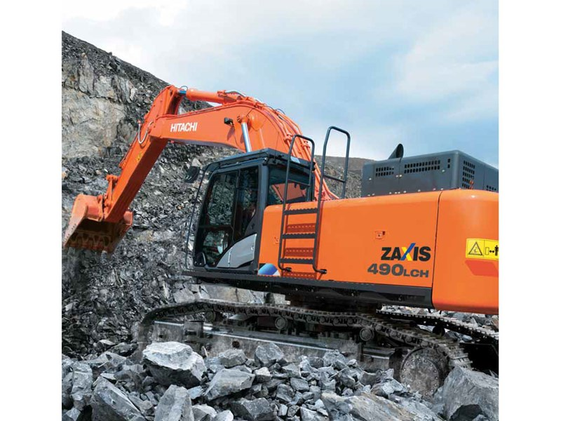 New HITACHI ZX490LCH-5 Excavators for sale
