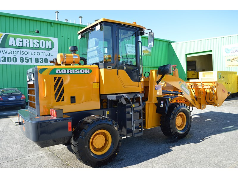Agrison TX926 wheel loader