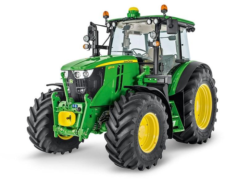 New JOHN DEERE 6105MC Tractors for sale