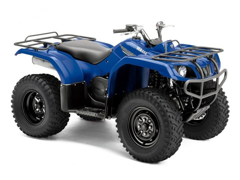 Yamaha Grizzly 350 4x4 ATV