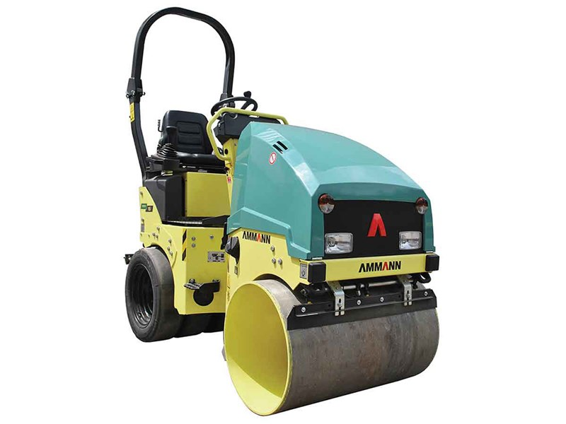 Ammann ARX16K combination roller