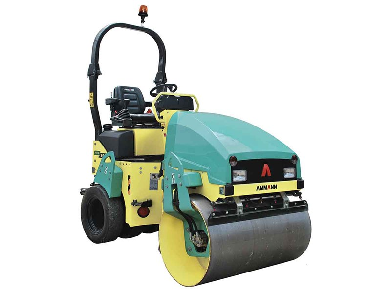 Ammann ARX26K combination roller