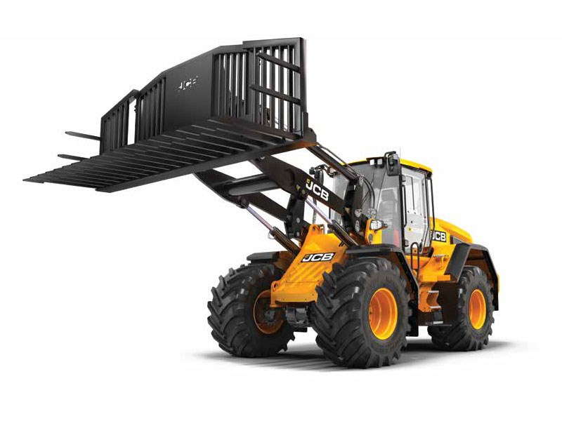 JCB 435S Agri wheel loader
