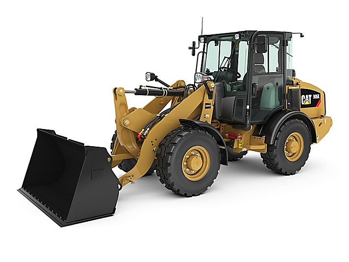 Caterpillar 906K wheel loader