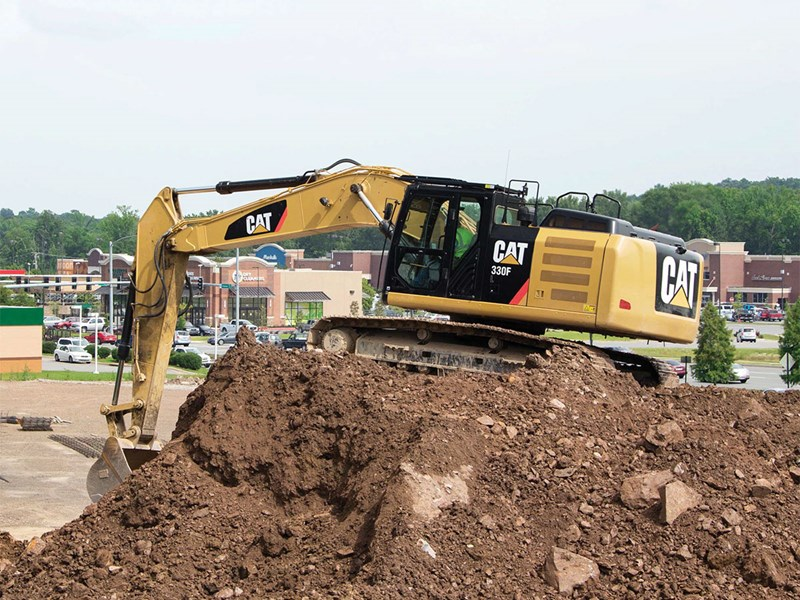 New CATERPILLAR 330F L Excavators for sale