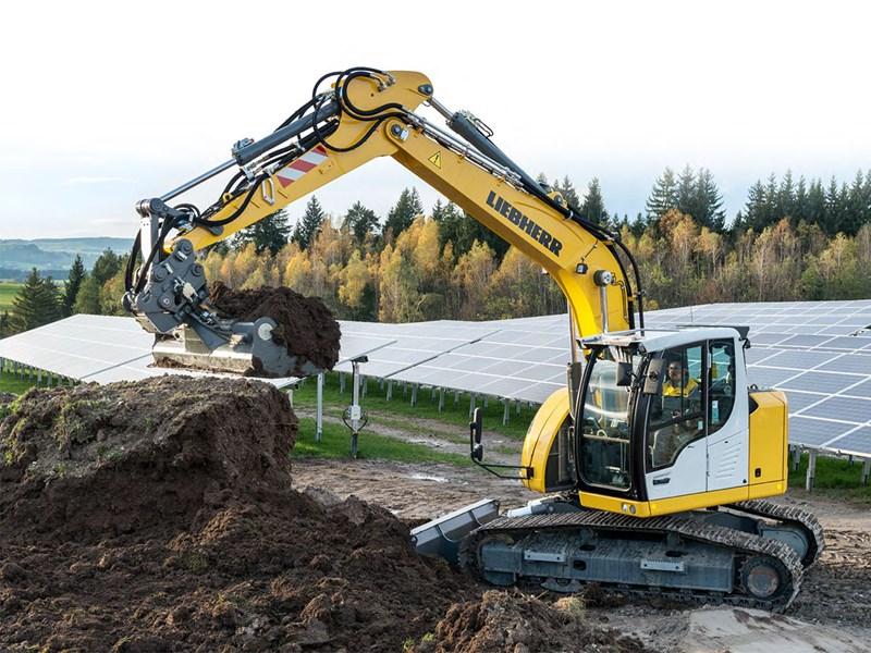 New LIEBHERR R 914 Compact Litronic Excavators for sale