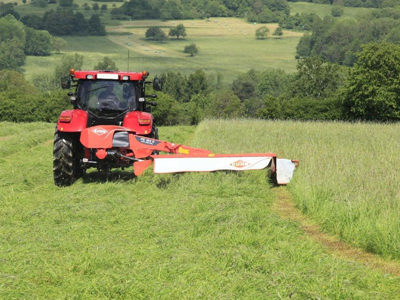 New KUHN FC 314 D-FF Hay Tools for sale