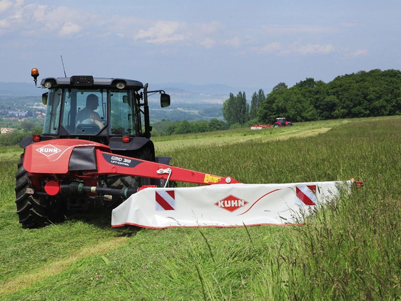 New KUHN GMD 3111-FF Hay Tools for sale