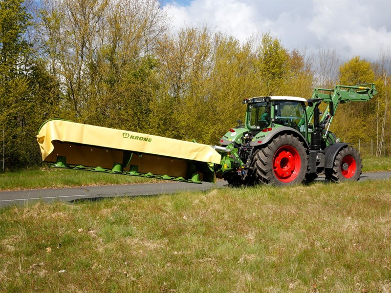 New KRONE ECR400 Hay Tools for sale