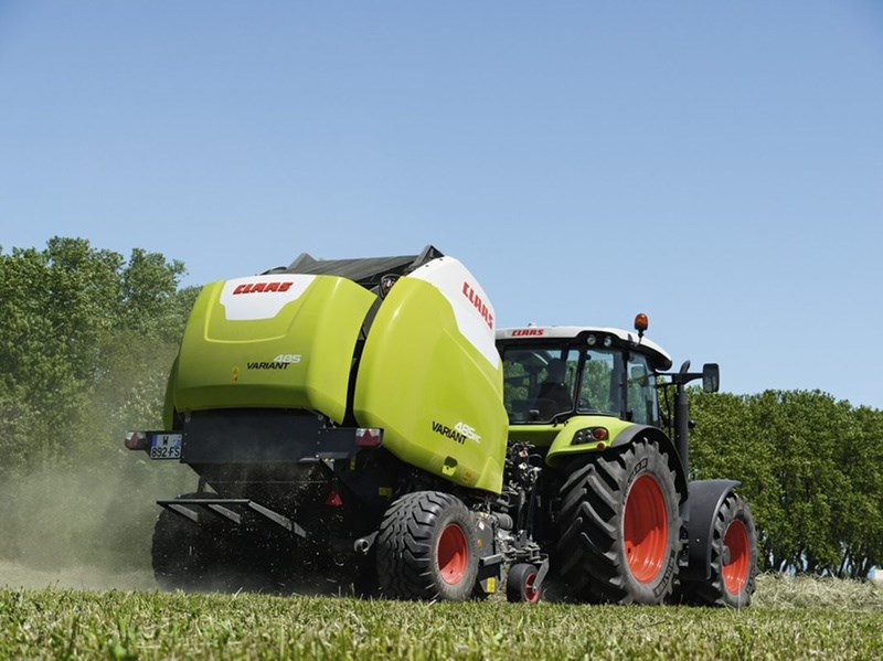 New CLAAS VARIANT 460 RC Hay Tools for sale
