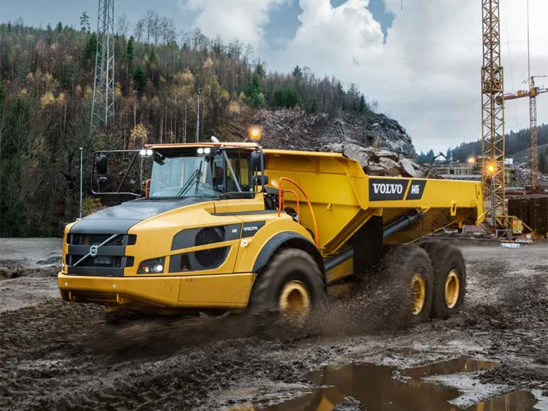 New VOLVO A40G Trucks for sale