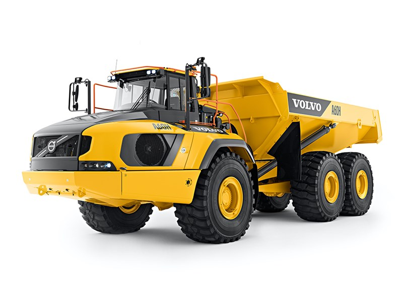 New VOLVO A60H Trucks for sale