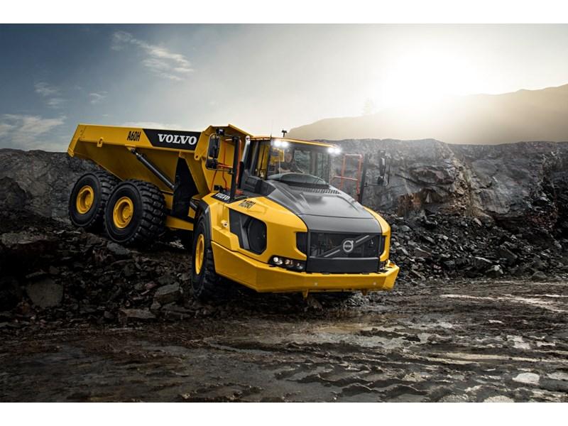 new volvo a60h trucks for sale. Black Bedroom Furniture Sets. Home Design Ideas