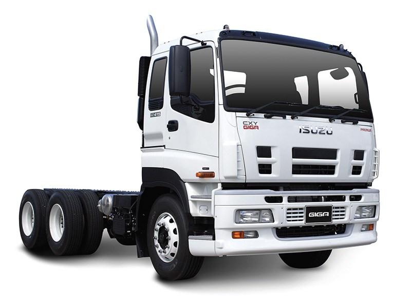 New Isuzu Giga Cxy 415 Short Premium Trucks For Sale