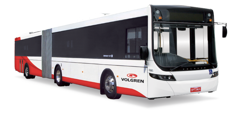 Volgren Optimus Route Bus - Articulated