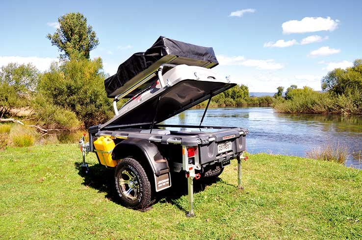 Stockman Rooftop Trailer