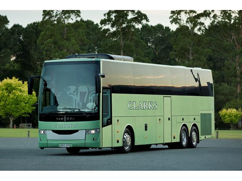 New VAN HOOL EX Buses for sale