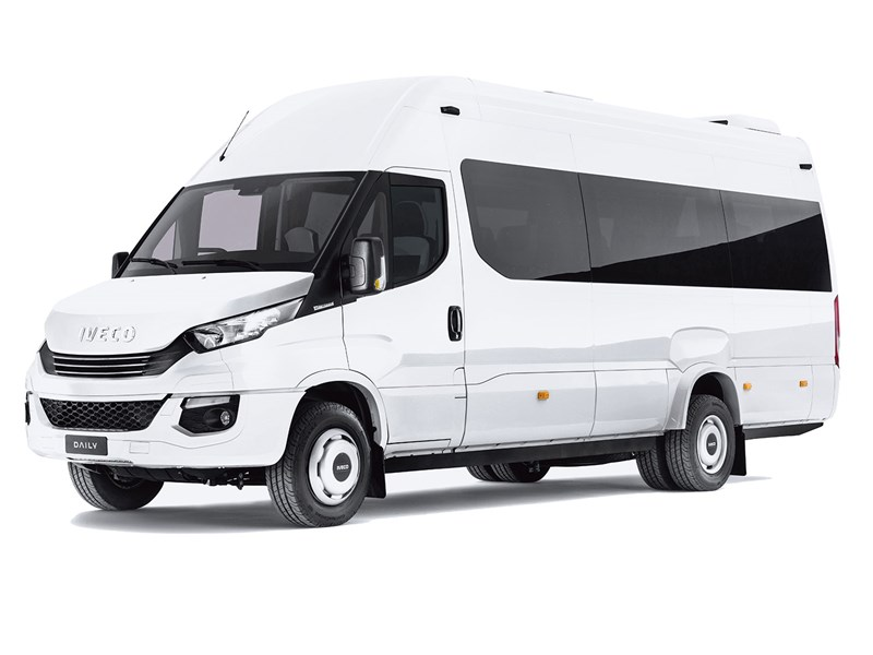 Iveco Daily Mini Bus Shuttle 16 Seat