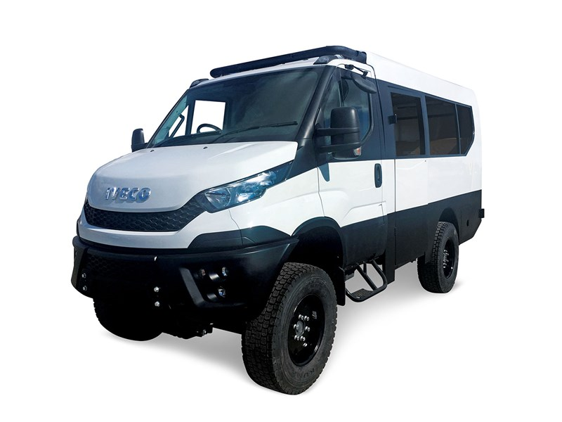 new iveco daily 4x4 buses for sale. Black Bedroom Furniture Sets. Home Design Ideas