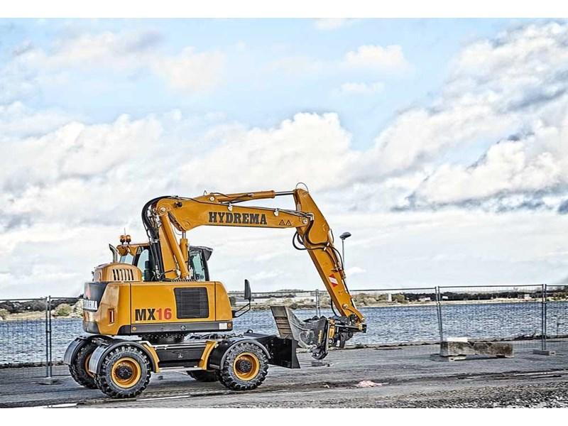 New HYDREMA MX16 2 Piece Boom Excavators for sale