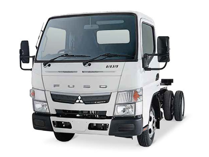 Fuso Canter 515 Superlow