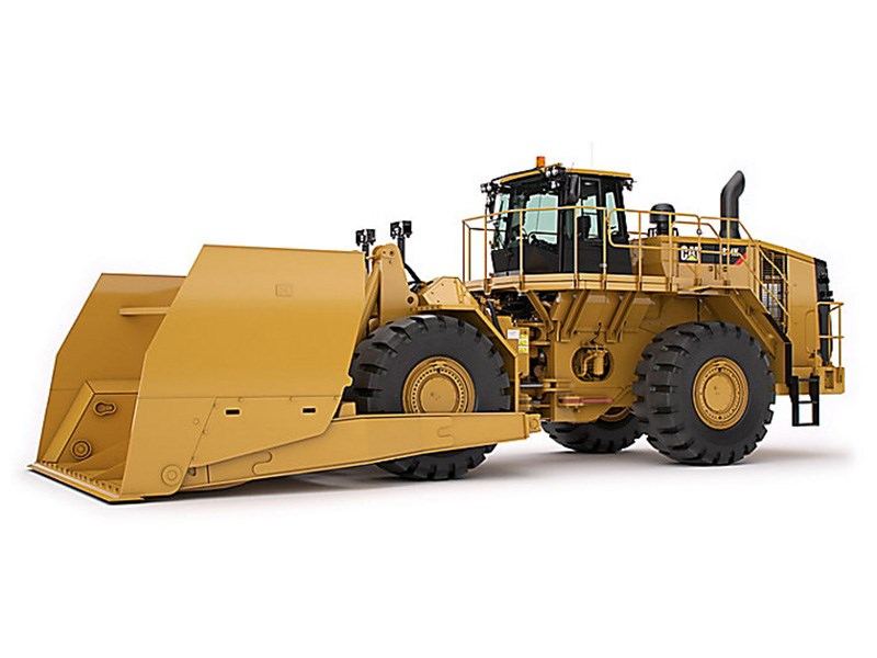Caterpillar 834K Scoop