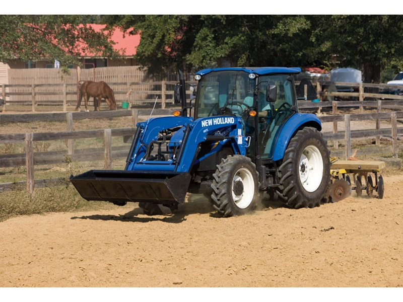 New Holland T4 tractors