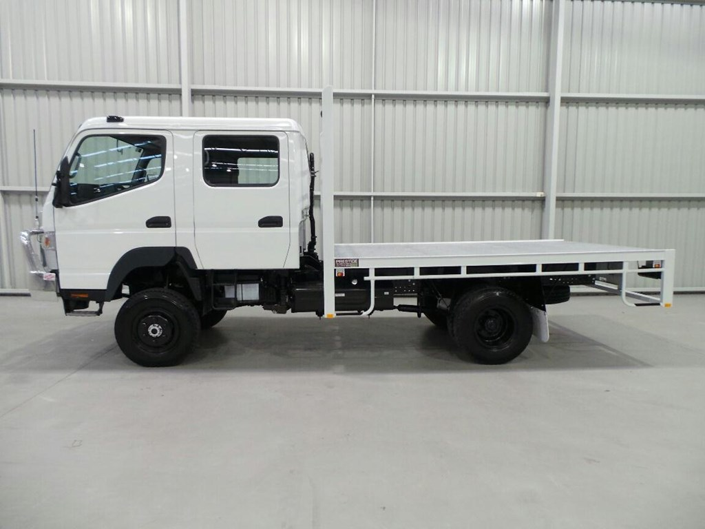 Images of Fuso 4x4 Trucks For Sale
