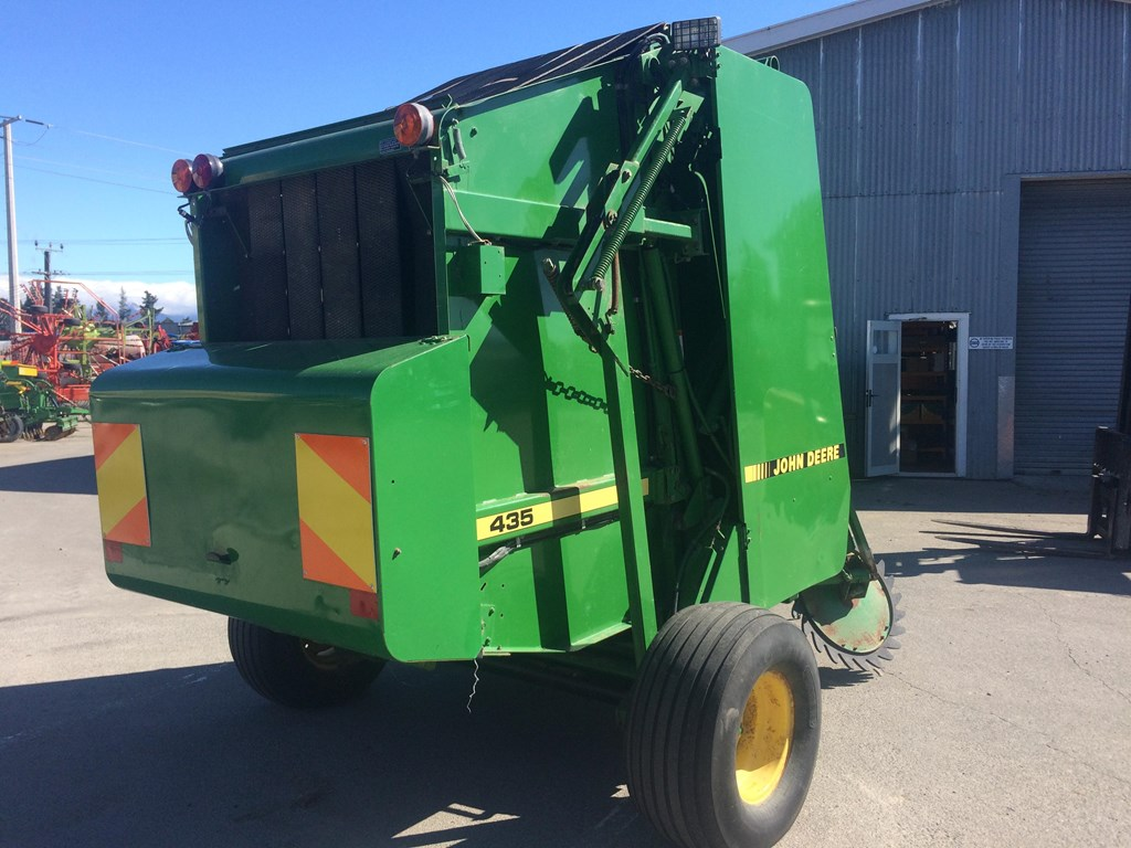 John deere 435 hay baler parts service manual pdf