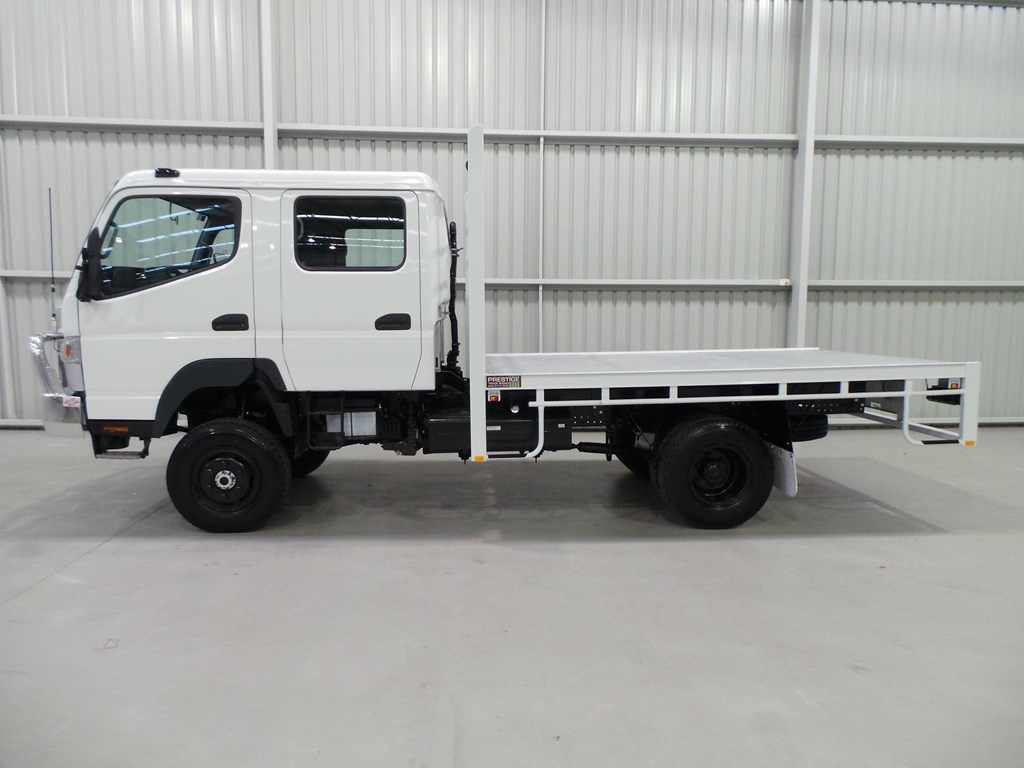 Mitsubishi fuso 4x4 for sale craigslist