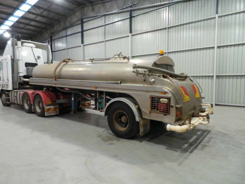 Water Trailer For Sale 57