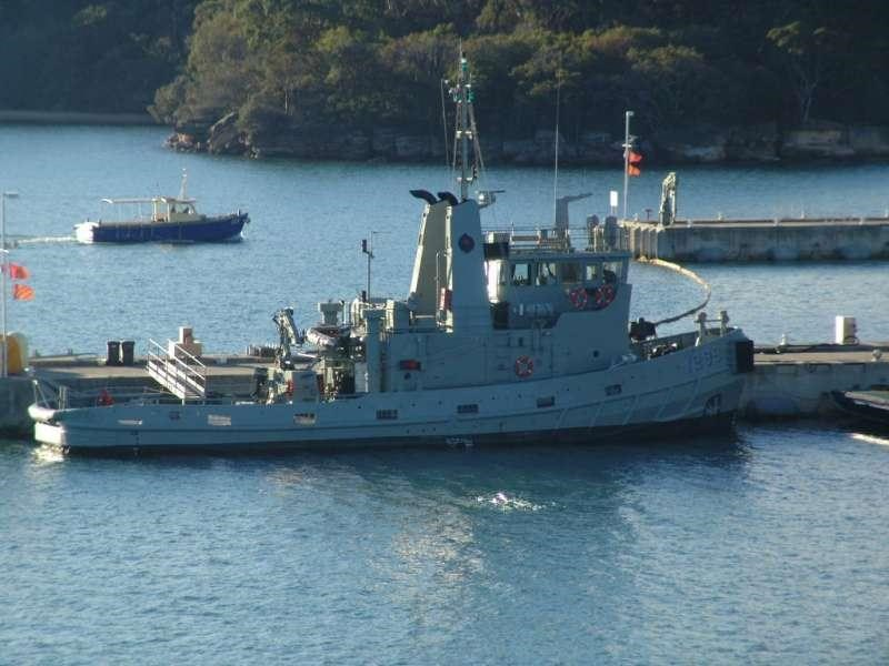 1982 TUG EX NAVY for sale