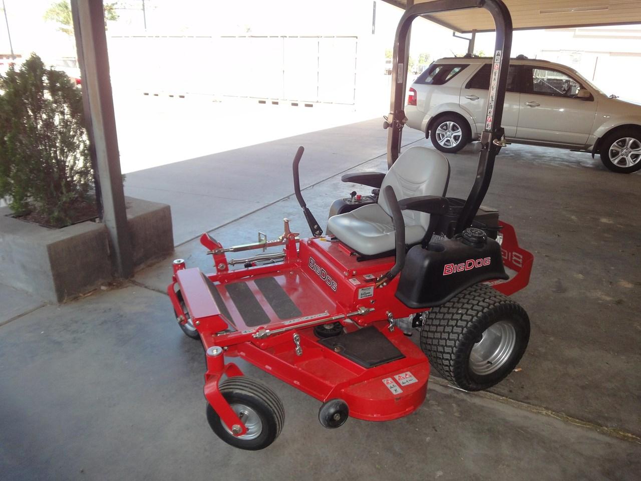 American Made Lawn Tractor - Rona Mantar
