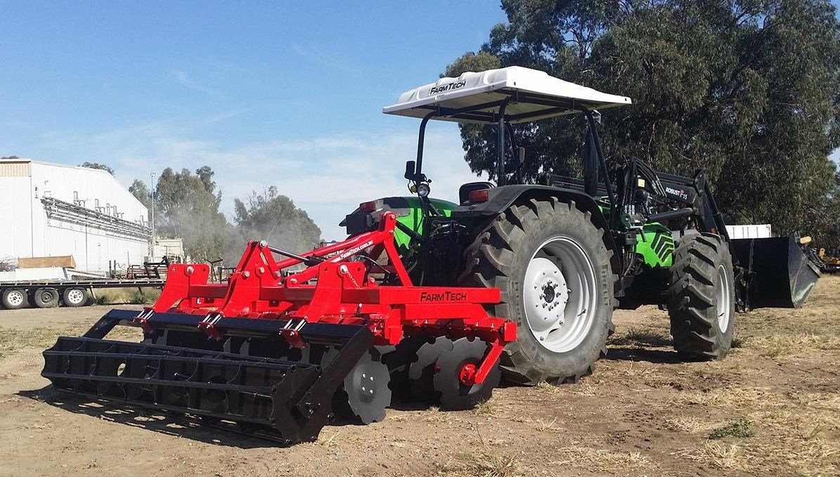 2021 MINOS-AGRI DTM-16 SPEED DISCS (2.0M) for sale
