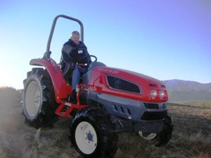 New KIOTI EX50 HST Tractors for sale