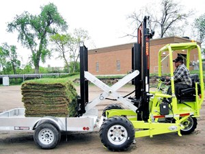 DONKEY TRUCK MOUNTED FORKLIFTS for sale
