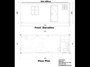 custom built one bed site office cabins 511969 017