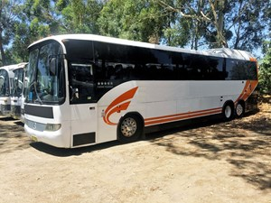 MERCEDES-BENZ 0303/3 TAG AXLE COACH, 1994 MODEL for sale