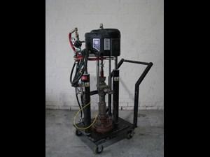 GRACO C68 CHECK-MATE 200CC DRUM PUMP PAINT GLUE DISPENSER