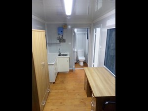 custom built one bed site office cabins 511969 001