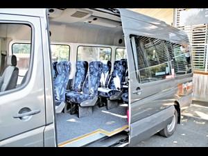 2010 MERCEDES-BENZ SPRINTER MINIBUS 16 SEATER 516CDI for sale