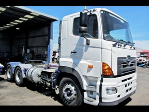 HINO 700 SERIES - SS1E 6 X 4 for sale