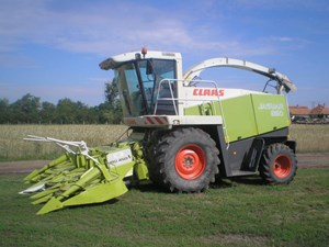 New CLAAS JAGUAR 850 Harvesting for sale