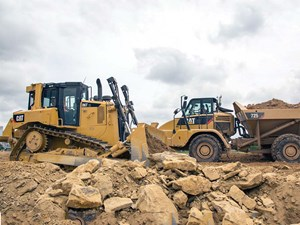 New CATERPILLAR D6T XL Dozers for sale