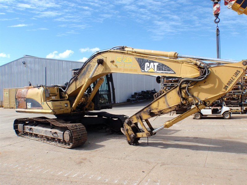 caterpillar 322cl 223274 003